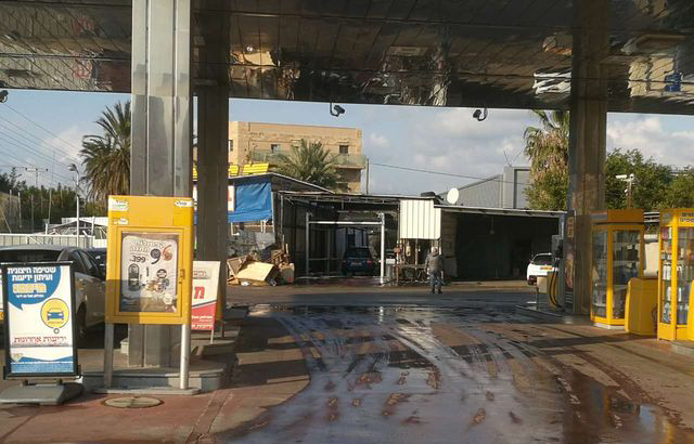 Israel DorYam.co.il Leisuwash ​Automatic Car Wash System