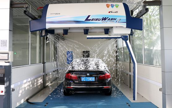 Leisuwash Leibao 360 Car Wash Equipment