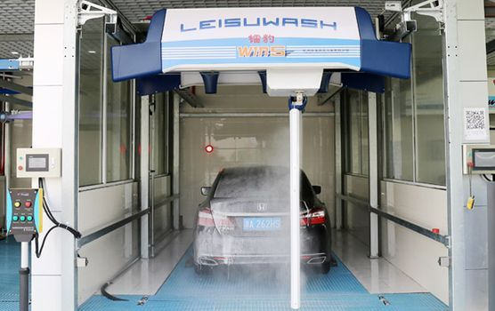 Leisuwash WIN5 Automatic Car Wash Equipment