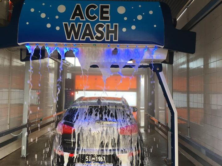 Leisuwash In Austrlia Ace Car Wash Systems