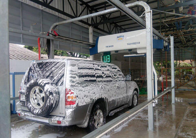 car wash equipment list prices