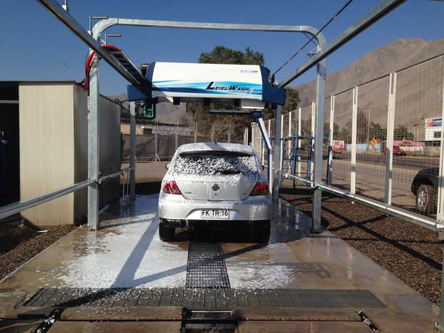car washing machine price list automated