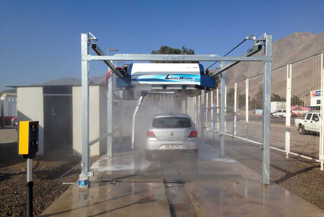 car washing machine price list touchless