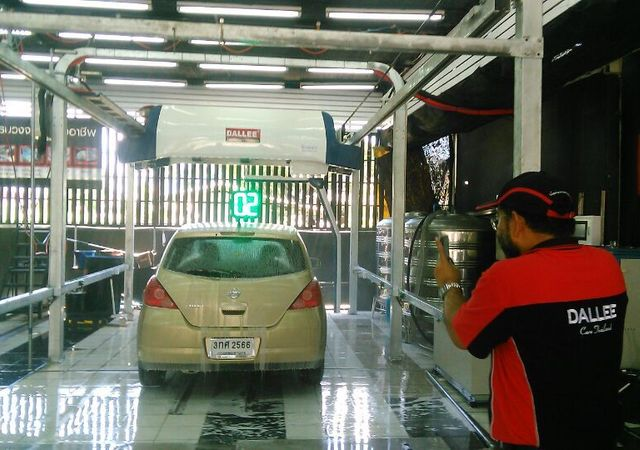touchless car wash machine price auto
