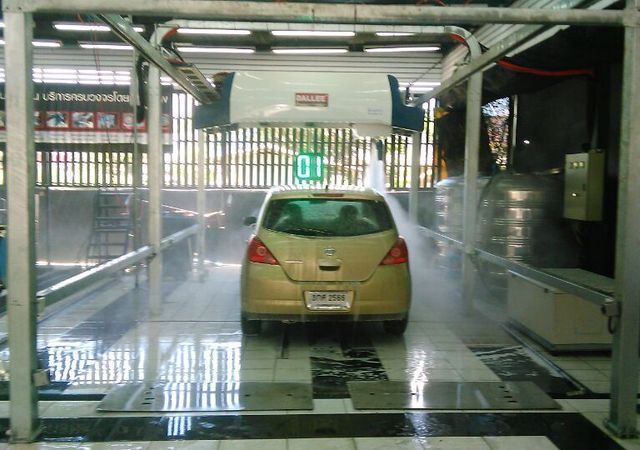 touchless car wash machine price manufacturer