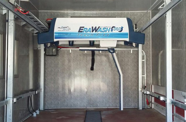 automatic car wash machine price touchless
