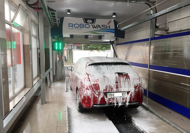 car washing machine for business manufacturer