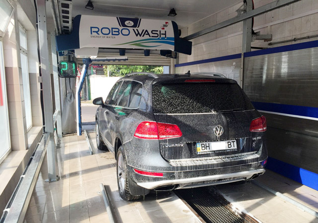 car washing machine for business prices