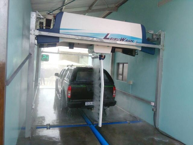 car wash machine equipment automated