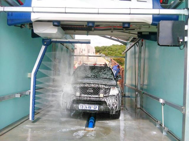 car wash machine equipment company