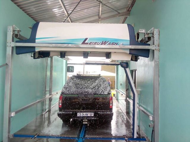 car wash machine equipment manufacturer