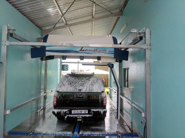 car wash machine equipment prices