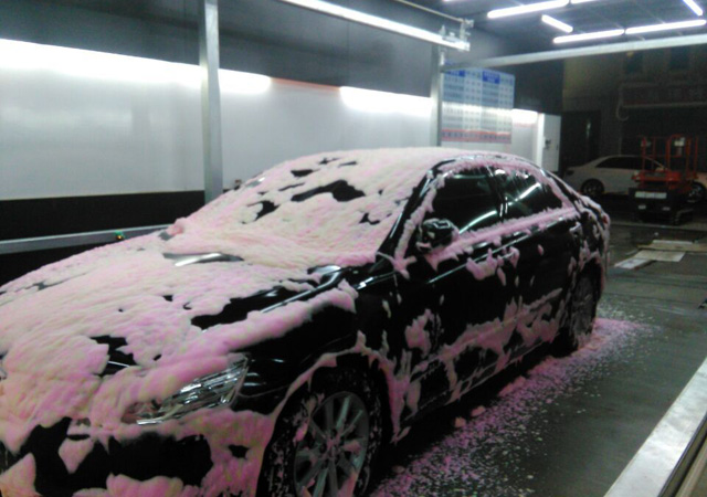 automatic car wash machine cost for sale