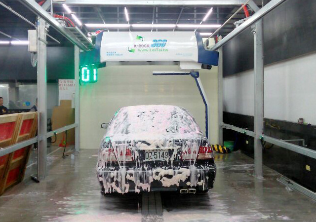 automatic car wash machine cost prices