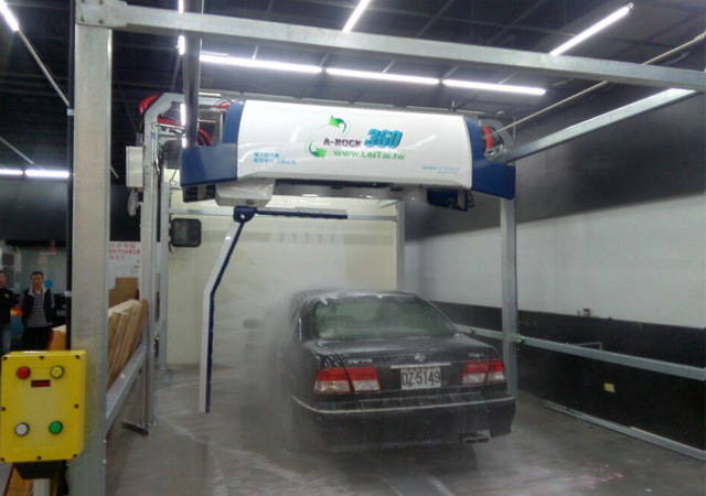 automatic car wash machine cost sale