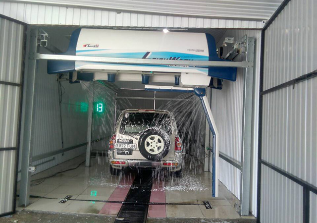 fully automatic car washing machine supplier