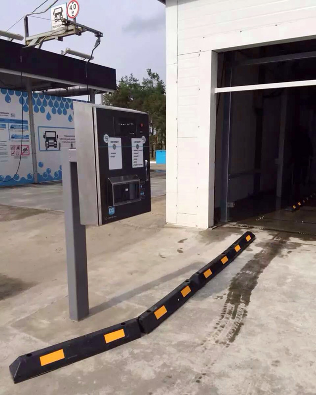 car wash machine automatic touchless