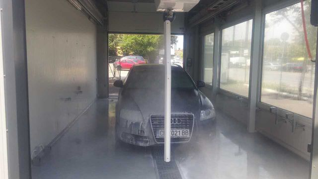 washing car machine automatic for sale