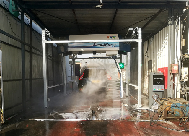 automatic car wash system manufacturer