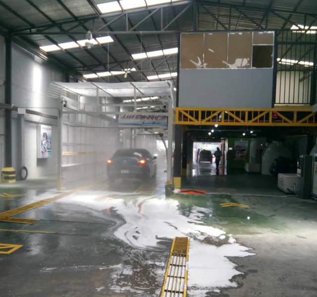car wash systems for sale supplier