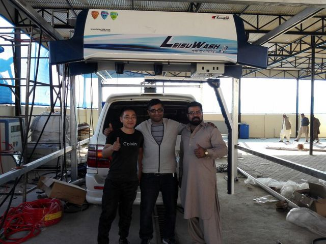 car wash systems supplier