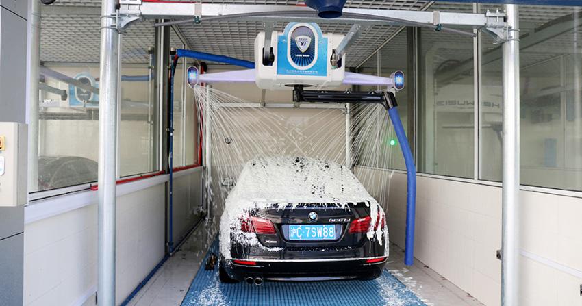 Spray Car Wash: Leisuwash Sword X1 X2 Car Wash System